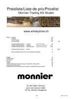 Highland - Monnier Trading AG