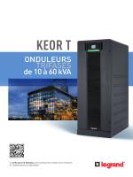 KEOR T - Legrand