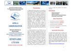 Présentation - Université de Bouira
