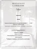 CartePDF - La Bergerie
