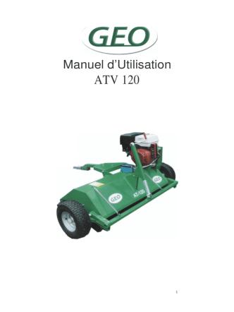 ATV 120 - Eurotrac
