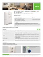 PHE01 - Boîtier de régulation pour radiateurs