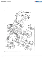 ST 2153R - 2752R Motobineuse - Archive-Host