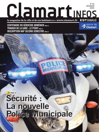 Clamart Infos Février 2015