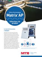 Matrix®AP - MTE Corporation