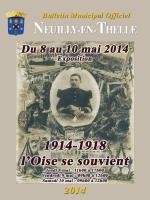 Bulletin municipal de 2014 - Neuilly en Thelle