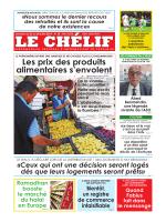 N°30 - Le Chélif