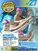 Brochure générale 2014-2015