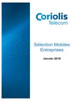 Sélection Mobiles