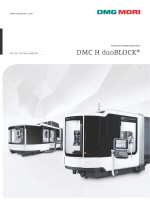 DMC H duoBLOCK® - DMG MORI France