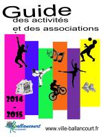 guide 2014-2015 - Ballancourt-sur