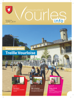 Treille Vourloise - Site officiel de la Mairie de Vourles