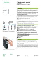 Altivar 32 – Présentation Bus et réseaux de Communication
