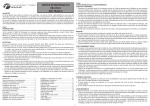 NOTICE DE MONTAGE DU EB-4 S2.5 Réf. T6243-F - MRC