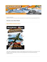 Rendez-vous MULTIPLEX MULTIPLEX Airshow 2015