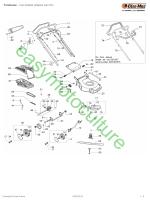 G 44 TB Tondeuse - Easy MotoCulture
