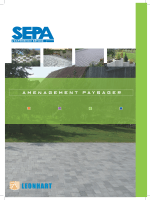 AMENAGEMENT PAYSAGER - SEPA