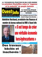 Mardi 23 Décembre 2014 - Ouest-info