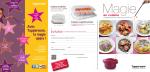 en cuisine - Tupperware Promotion