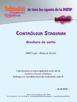 Brochure de sortie des CS - Solidaires Finances publiques