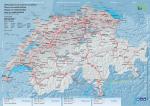 Geltungsbereich Schweiz für EuRail 2 MB
