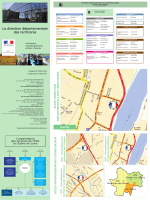 La direction départementale des territoires - Services Etat Saône