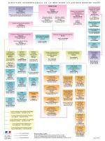 Organigramme de la DIRM NAMO
