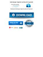 telecharger logiciel archicad 16 gratuit