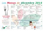 Télécharger le menu de décembre