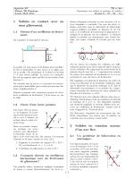 TD 30 - Un cours de physique en spéciale PC