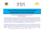 lien - Ifbm