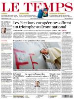 Les élections européennes offrent un triomphe au Front