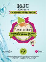 Activites - MJC La Celle Saint
