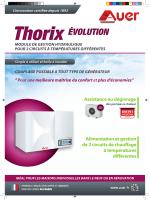 Thorix EVOLUTION