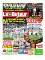 LE BUTEUR du 29.10.2014