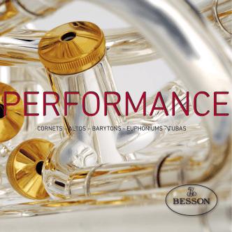 cornets – altos – barytons - euphoniums - tubas