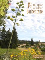 DHT Décembre 2015 - Ville de Barbentane