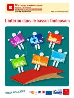 L`intérim dans le bassin Toulousain - Midi