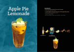 Apple Pie Lemonade