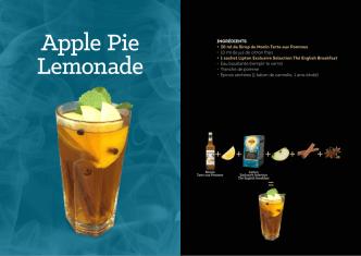 Apple Pie Lemonade