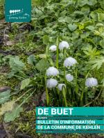 DE BUET - Kehlen