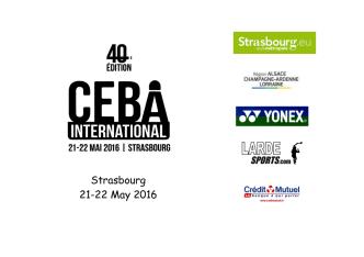 ceba international 2016