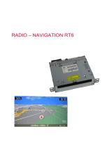 RADIO – NAVIGATION RT6