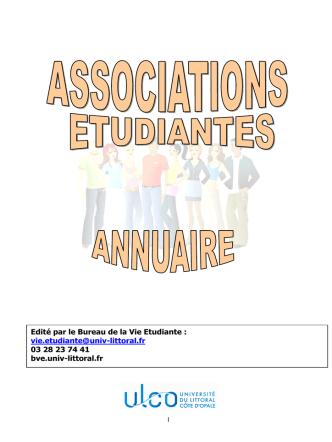 Annuaire des associations au 130214 Liens