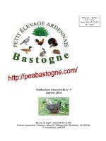 Revue complète - Petit Elevage Ardennais de Bastogne