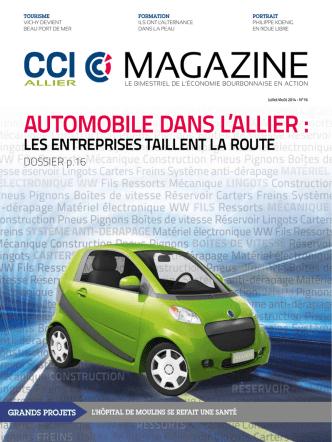 CCI Allier Magazine - n°16
