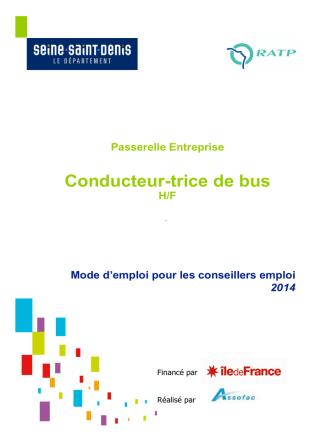Conducteur-trice de Bus Passerelle Entreprise – RATP