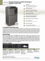 Fournaises électriques - Climatisation R. Bessette