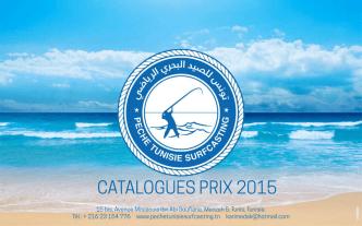 CATALOGUES PRIX 2015