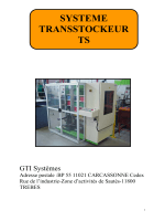 SYSTEME TRANSSTOCKEUR TS
